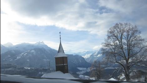 To Switzerland we go...