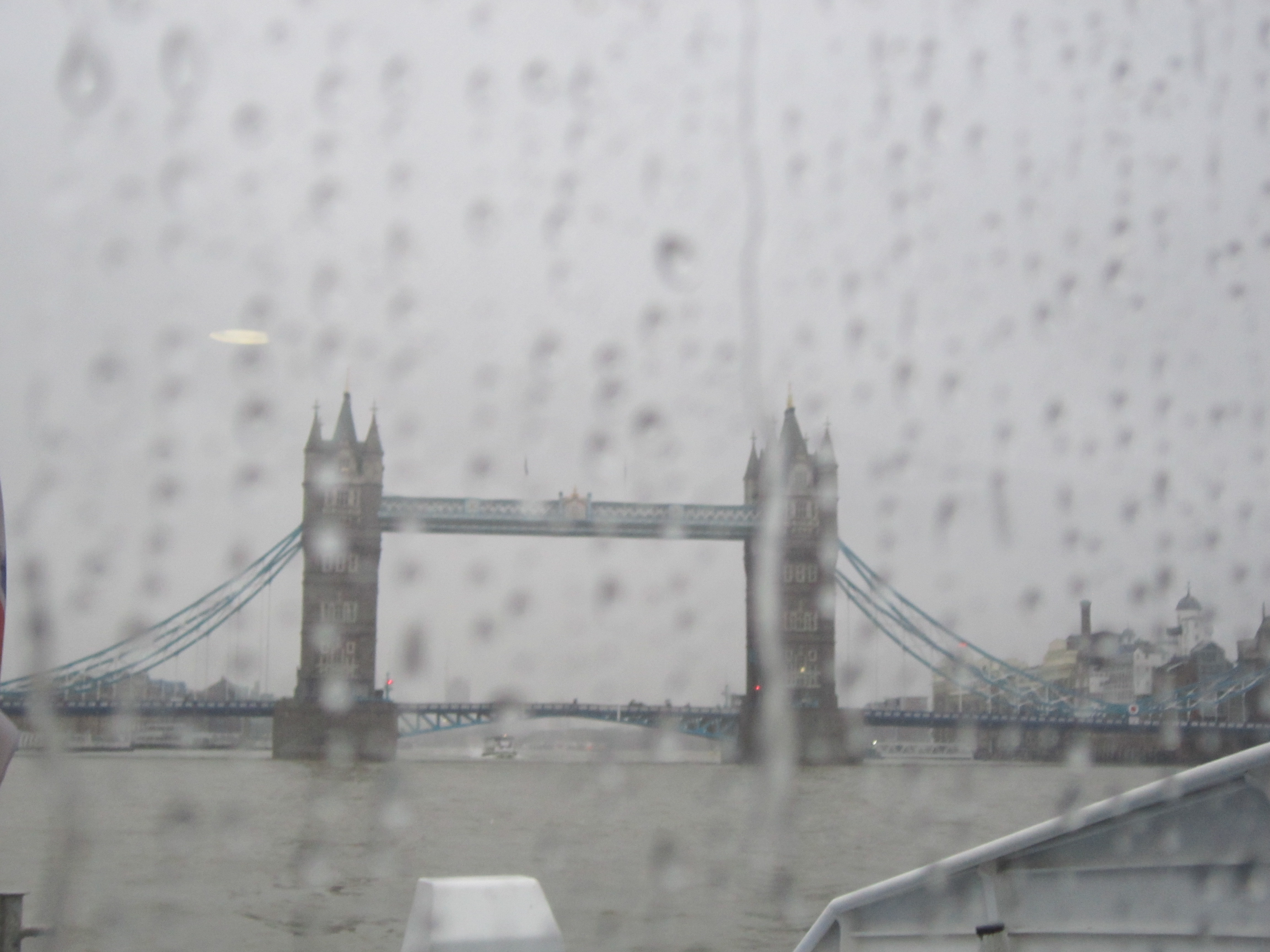 London Weather: 4 Reasons Why London's Weather Isn't THAT Bad